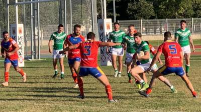 RLWC2021 qualifier pool A - Spain 8 Ireland 42 - Report