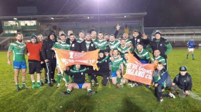 RLWC2021 Qualifier Pool A – Ireland 25 Italy 4 - Report