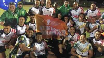 Cook Islands qualify for RLWC2021