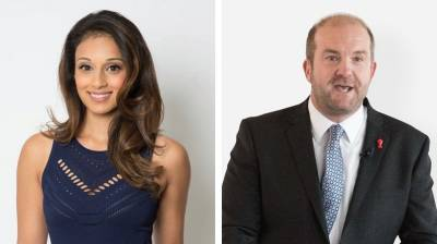 Seema Jaswal and Dave Woods to host RLWC2021 Draws