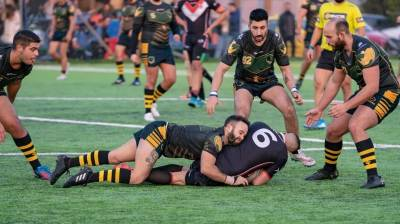 Greek Rugby League Association sees progress at home