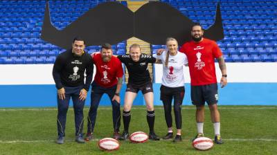 RLWC2021 & Movember team up to deliver groundbreaking Mental Fitness Charter