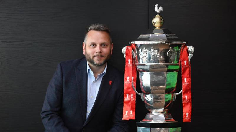 RUGBY LEAGUE WORLD CUP 2021 APPOINT COMMERCIAL DIRECTOR