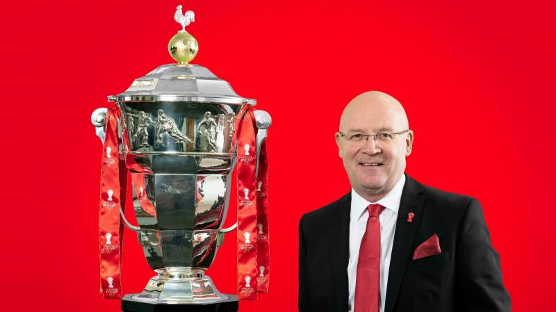 CHRIS BRINDLEY MBE ANNOUNCED AS CHAIR OF THE BOARD OF RLWC2021