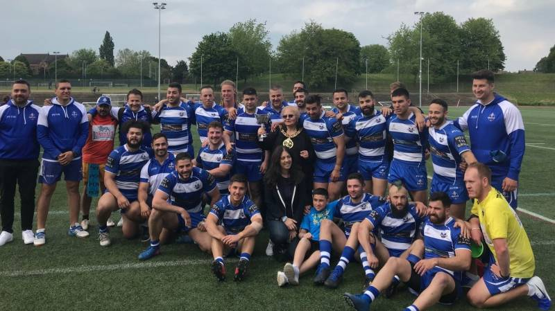 GREECE TO PLAY RUGBY LEAGUE WORLD CUP QUALIFIER IN LONDON