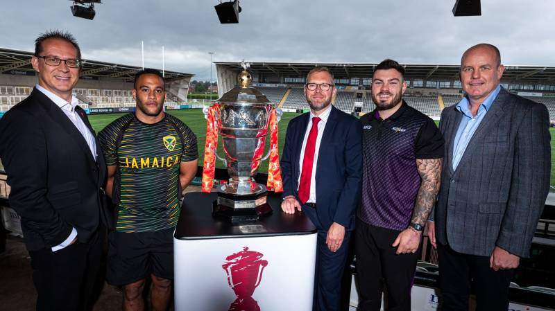 KINGSTON PARK TO WELCOME WORLD CUP ACTION IN 2021
