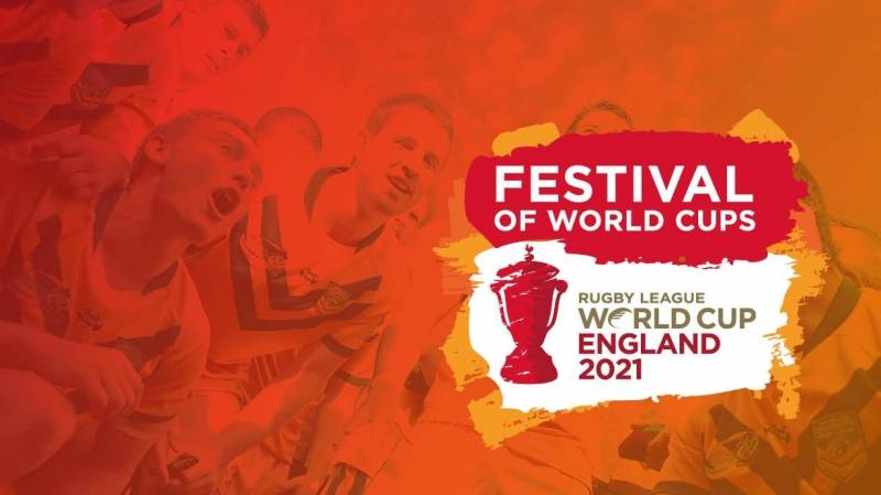 Record numbers for Rugby League Festival of World Cups 2021