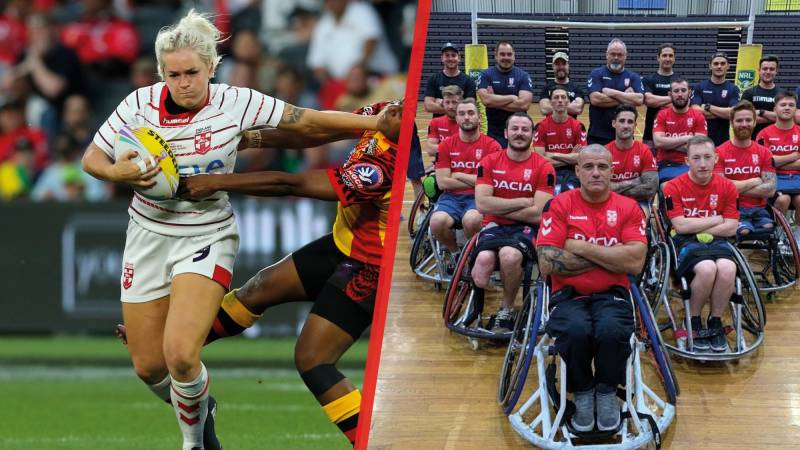 WOMEN AND WHEELCHAIR NATIONS TO RECEIVE EQUAL PARTICIPATION FEES AS MEN