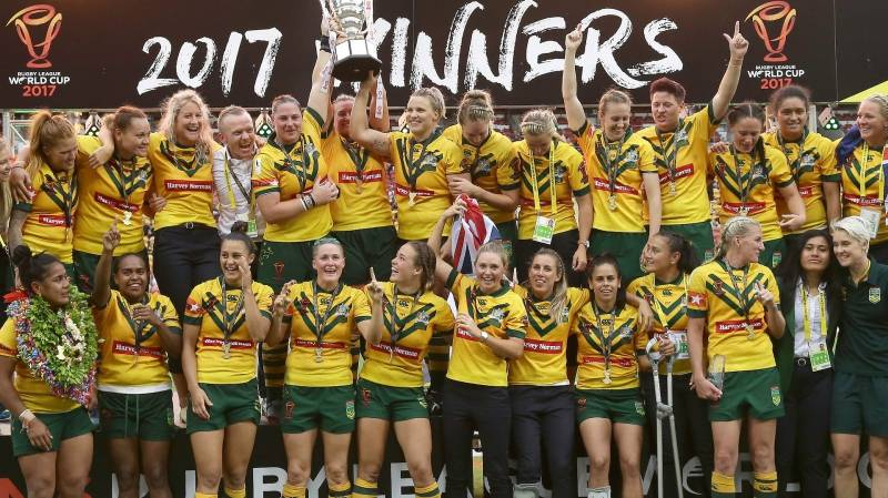 RUGBY LEAGUE WORLD CUP 2021 CONFIRMS WOMEN'S TOURNAMENT SCHEDULE REVISION