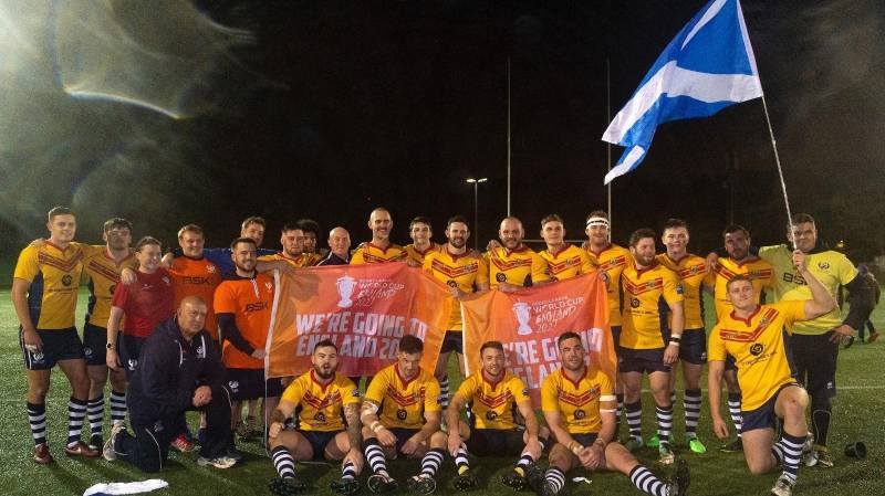 RLWC2021 QUALIFIER POOL B – GREECE 24 SCOTLAND 42 - Report