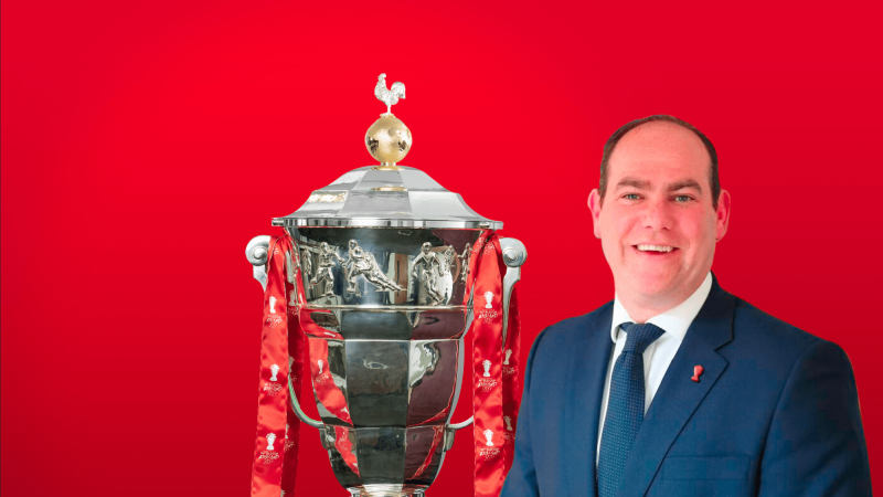 RLWC2021 COMPLETES ITS BOARD WITH THE APPOINTMENT OF ROBERT SULLIVAN