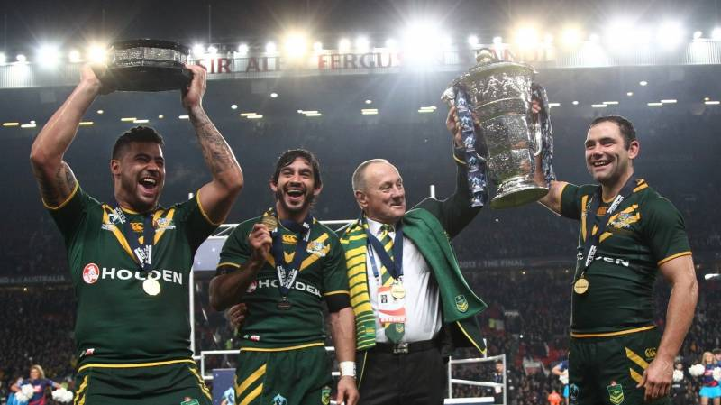 Whole sport to benefit from RLWC2013 success