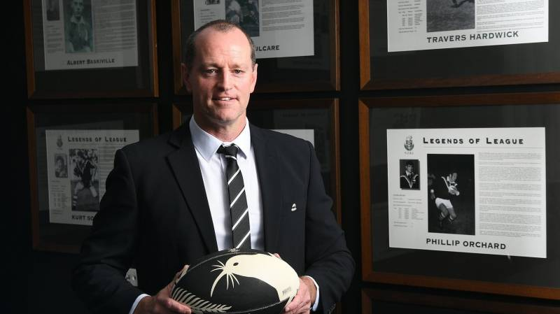Maguire confirmed as new Kiwis coach