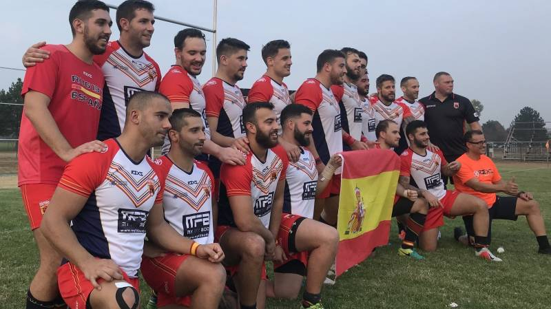 Rugby League World Cup qualifier; Serbia 24 Spain 20 - Report
