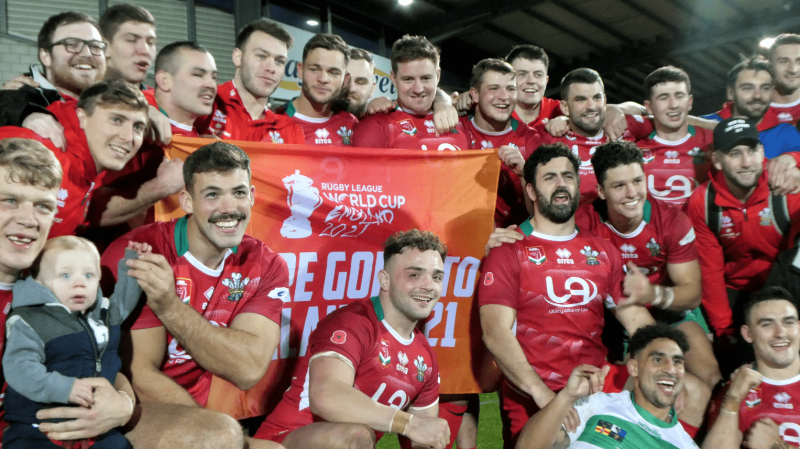 EUROPEAN CHAMPIONSHIPS WALES 40 IRELAND 8 - Report