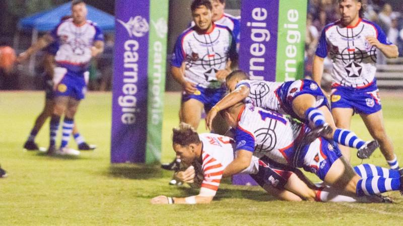 Americas Qualifiers USA 62 - Chile 0 - Report