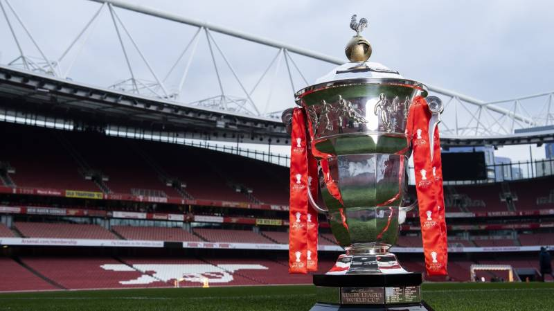 HOSTS ANNOUNCED FOR RUGBY LEAGUE WORLD CUP 2021
